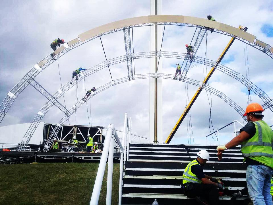Stage Building Services