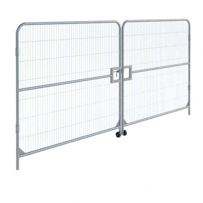 Temporary fencing Dublin